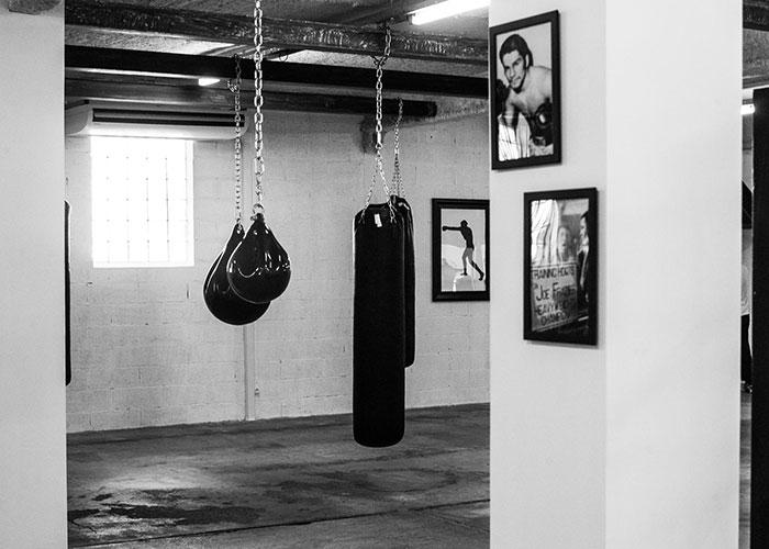 Marseille Boxing Club L Art De La Boxe Toutma